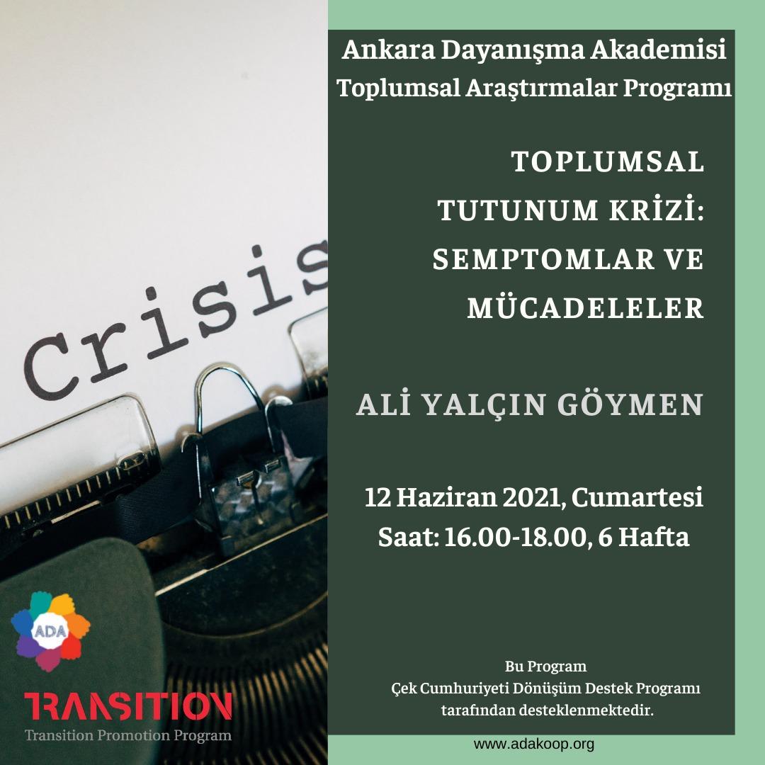 Toplumsal Tutunum Krizi: Semptomlar ve Mücadeleler
