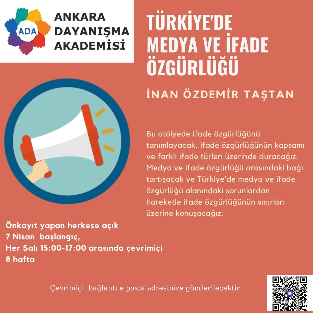 Türkiye'de Medya ve İfade Özgürlüğü