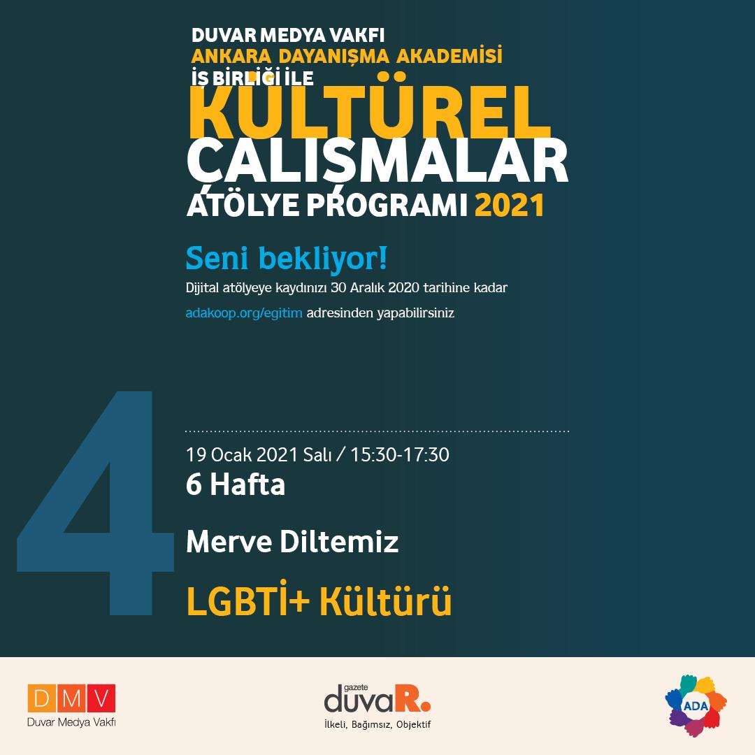 LGBTİ+ Kültürü